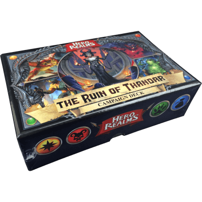Hero Realms Campaign Deck The Ruin of Thandar