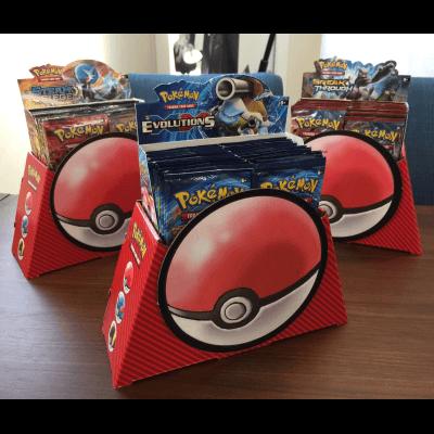 Pokemon Poke Ball Counter Display Unit