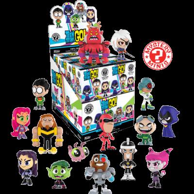 Teen Titans Go! Mystery Minis (Display box of 12)