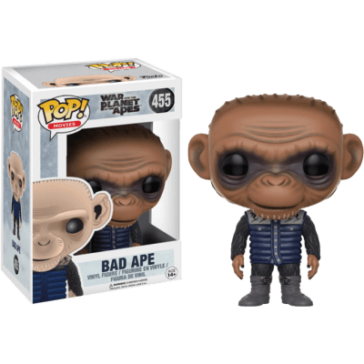 Pop Figure Planet of the Apes  Bad Ape (War of the Planet of the Apes)