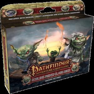 Pathfinder Adventure Card Game Goblins Fight Class Deck