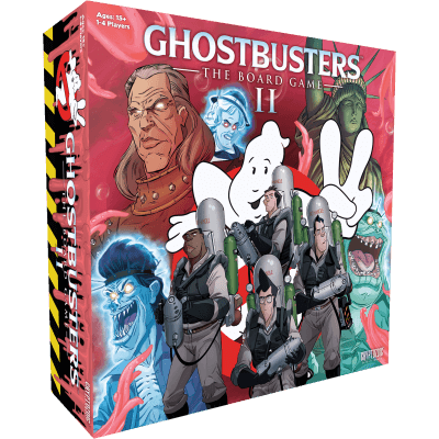 Ghostbusters 2: The Board Game