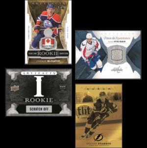 16-17 Upper Deck Artifacts Hockey
