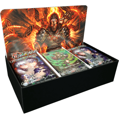 Force of Will L4 Booster Display (36 packs) Echoes of the New World