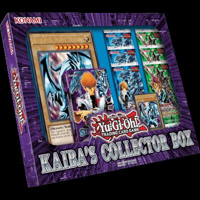 Yu-Gi-Oh Kaiba's Collector Box