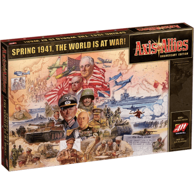 Axis & Allies Anniverary Edition 2017
