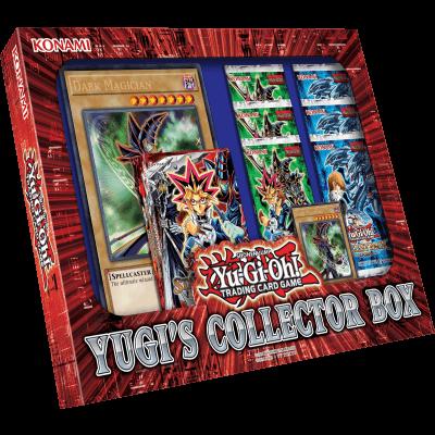 Yu-Gi-Oh Yugi's Collector Box