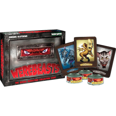Werebeasts The Social Deduction Collection Game