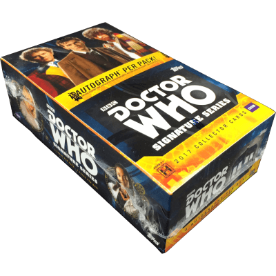 Dr Who: Signature Series 2017