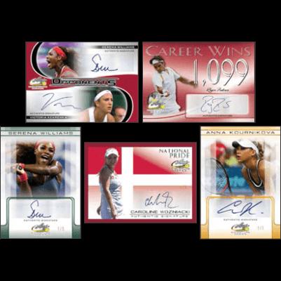 17 Leaf Signature Series Tennis