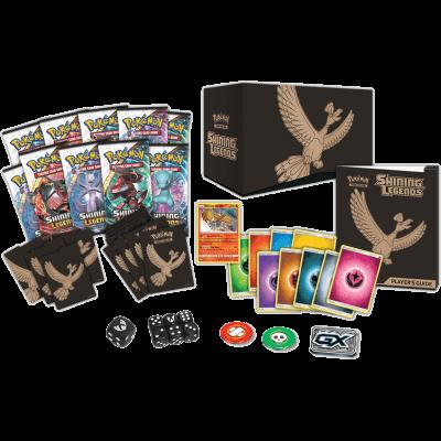 Pokemon Shining Legends Super Premium Collection Ho-Oh