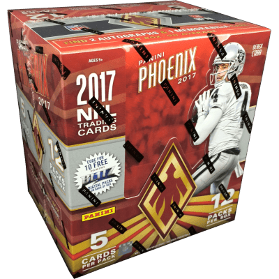 17 Panini Phoenix Football