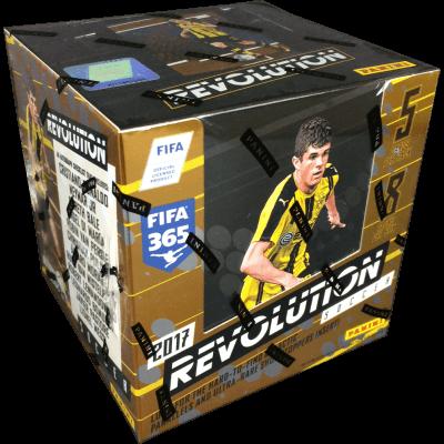 16-17 Panini Revolution Soccer