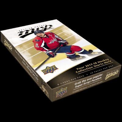 17-18 Upper Deck MVP Hockey